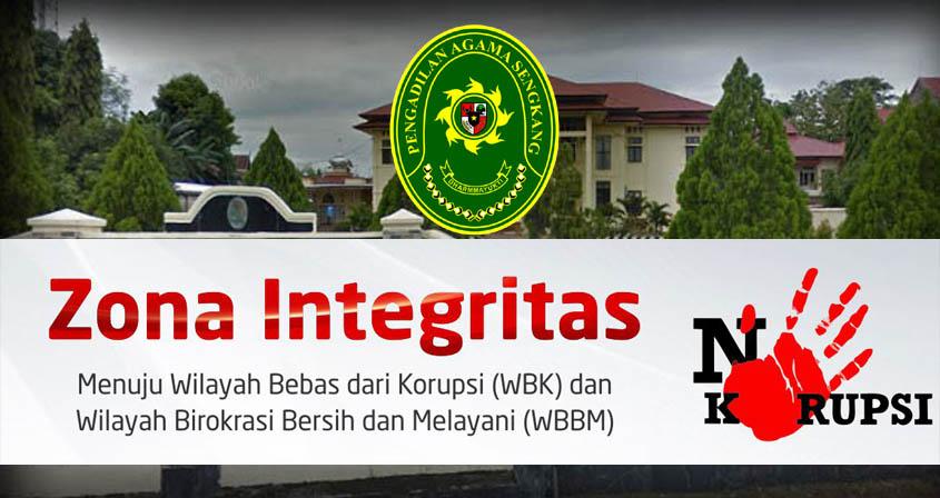 Zona Integritas PA Sengkang